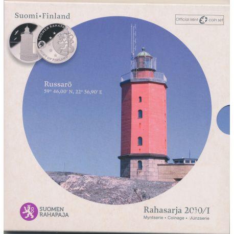 Coffret BU Finlande - 2010/I