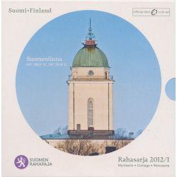 Coffret BU Finlande - 2012/I