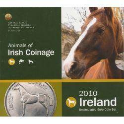 Coffret BU Irlande - 2010