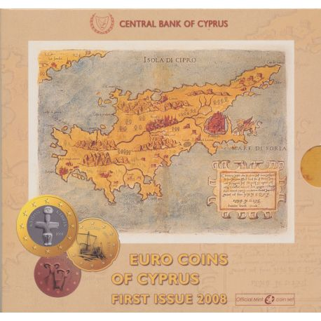 Coffret BU Chypre -