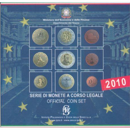 Coffret BU Italie -