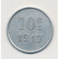 Montreal - 10 centimes - 1917 - alu