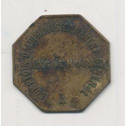 Angoulême - 1 Franc ND - laiton