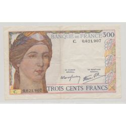 300 Francs cérès - 1938 - Alphabet C