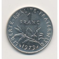 1 Franc Semeuse - 1979 - nickel