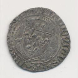 Louis XII - Grand blanc à la couronne - La rochelle
