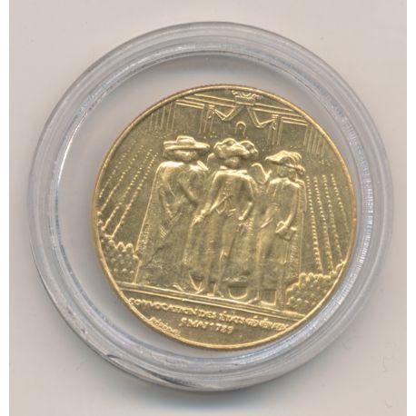 1 Franc - État généraux - 1989 - doré