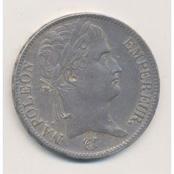 5 Francs Napoléon empereur - 1813 D Lyon