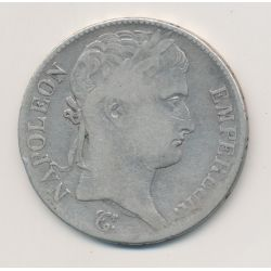 5 Francs Napoléon empereur - 1815 L Bayonne