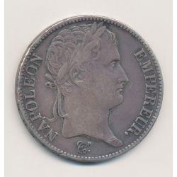 Napoléon empereur - 5 Francs - 1812 R Rome