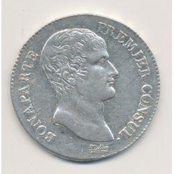 5 Francs Bonaparte 1er consul - AN XI L Bayonne
