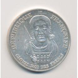 100 Francs Clovis - 1996 - argent