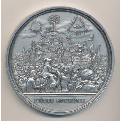 Médaille - L'être suprême - Bicentenaire de la révolution Française