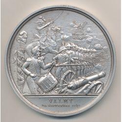 Médaille - Valmy - 20 septembre 1792 - Bicentenaire de la révolution Française