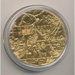 Médaille - JO Albertville - 1992 - bronze