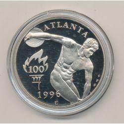 Médaille - JO Atlanta 1996 - Judo - cupronickel