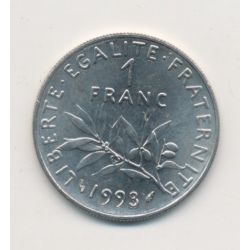 1 Franc Semeuse - 1993 - nickel