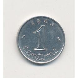1 centime épi - 1963
