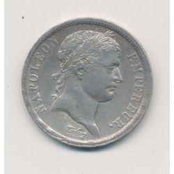 Napoléon empereur - 2 Francs - 1811 H La Rochelle
