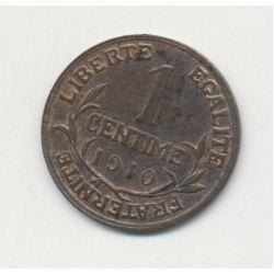 1 Centime Dupuis - 1910