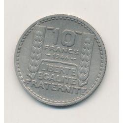 10 Francs Turin - 1946 - rameaux longs