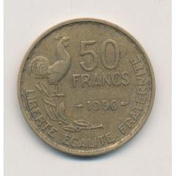 50 Francs Guiraud - 1950