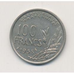 100 Francs Cochet - 1958 Chouette