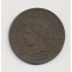 10 centimes Ceres - 1878 A Paris
