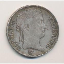 5 Francs Napoléon empereur - 1813 U Turin
