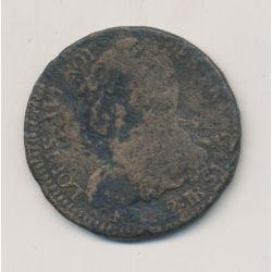 Louis XVI - 2 Sols - 1792 BB Strasbourg