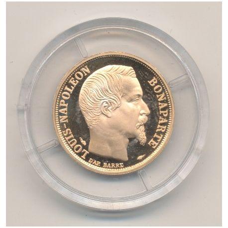 20 Francs or 1852-1991 Louis Napoléon Bonaparte