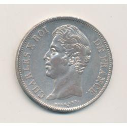 5 Francs Charles X - 1828 K Bordeaux