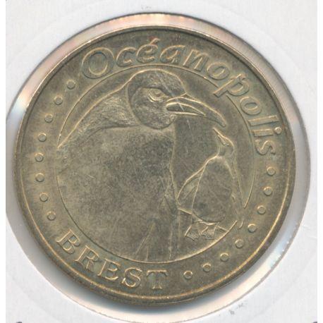 Dept29 - Océanopolis N°2 - 2007 - les manchots