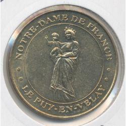 Dept43 - Statue notre-dame de france - 2006 M - Le Puy en velay