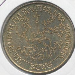 Dept65 - Un peuple de toutes les nations - Lourdes - 2003