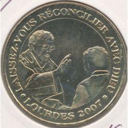 Dept65 - Laissez vous réconcilier avec dieu - Lourdes - 2007