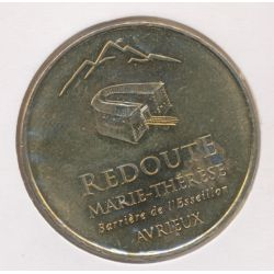 Dept73 - Redoute marie-therese - Avrieux - 2007