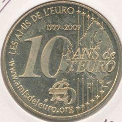 Dept7502 - Les amis de l'euro - Paris - 2009