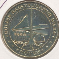 Dept76 - Église ste jeanne d'arc - 2003 B - Rouen