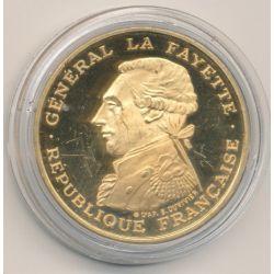 100 Francs Or - 1987 - La Fayette