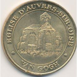 Dept95 - église d'Auvers sur oise - 1998