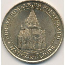 Dept49 - Abbaye royale Fontevraud N°2 - cuisines romanes - 2000