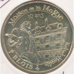 Dept41 - Maison de la magie 10ans - Blois - 2008