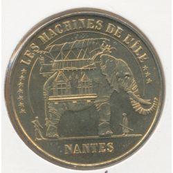 Dept44 - Les Machines de l'ile N°1 - 2007 - éléphant - Nantes