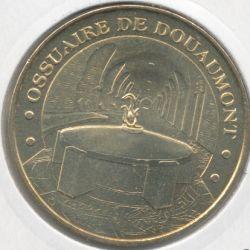 Dept55 - Ossuaire de Doaumont N°6 - 2009 - la flamme du souvenir