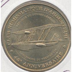 Dept95 - 45e anniversaire club numismatique Argenteuil 2013