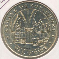 Dept95 - Abbaye de Royaumont - val d'oise - 1999