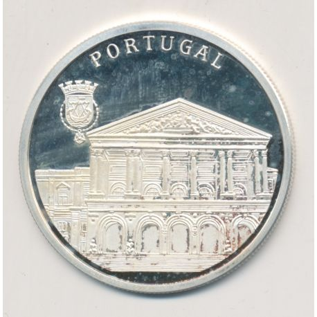 10 Euro Europa - 1996 - Portugal - argent