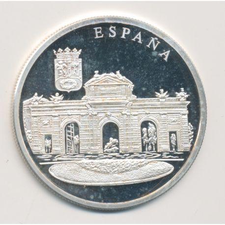 10 Euro Europa - 1996 - Espagne - argent