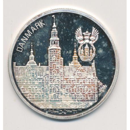 10 Euro Europa - 1996 - Danemark - argent